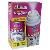 See more information about the Johnsons 4Fleas Room Fogger Twin Pack - Johnson