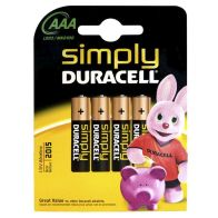 See more information about the 4 Pack of AA Duracell Batteries