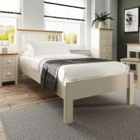 See more information about the Westbridge Light Oak & Dove Grey Single Bed