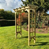 See more information about the Croft Rose 0.9M Garden Arch