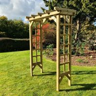 See more information about the Croft Rose 1.2M Garden Arch