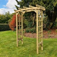 See more information about the Croft Ivy 0.9M Garden Arch