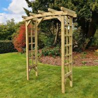 See more information about the Croft Ivy 1.2M Garden Arch