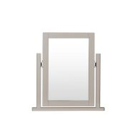 See more information about the Westbridge Light Oak & Dove Grey Mirror 50 X 55cm