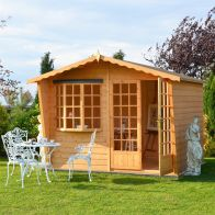 See more information about the Shire Sandringham Shiplap Garden Summerhouse 10' x 6'