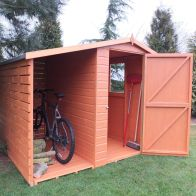 See more information about the Shire Shiplap Storage Shed Shed 7' X 6'