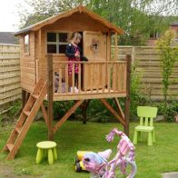 See more information about the Mercia Tulip Children's Garden Playhouse & Tower