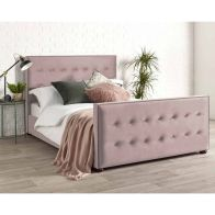 See more information about the Savannah Single Bed Pink