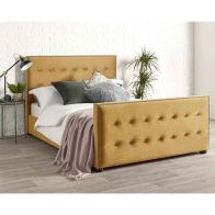 See more information about the Savannah Single Bed Gold