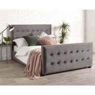 See more information about the Savannah Single Bed Grey