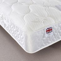 See more information about the Silk Serenity Pocket Sprung Memory Mattress Small Single Medium