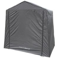 See more information about the Camping Tent Extension Shelter Porch Canopy Awning - Grey