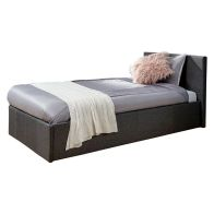 See more information about the Winston Side Lift Single Ottoman Bed Grey