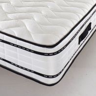 See more information about the Snooze Pocket Sprung Memory Mattress Small Single Medium