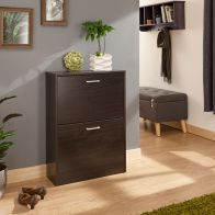 See more information about the Stirling Shoe Storage Espresso 2 Door