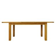 See more information about the Montacute Extending Dining Table Oak 6 Seater