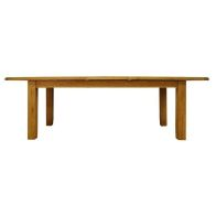 See more information about the Montacute Oak Large 2m - 2.5m Butterfly Extendable Dining Table