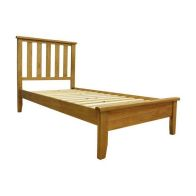 See more information about the Montacute Oak Single Bed