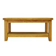 See more information about the Montacute Oak Medium Coffee Table