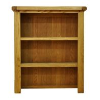 See more information about the Montacute Oak Small 2 Shelf Dresser Top