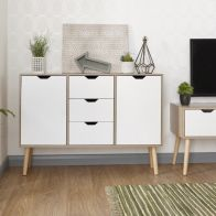 See more information about the Stockholm Sideboard - White Oak