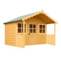 See more information about the Shire Stork Garden Playhouse & Terrace 6' x 4'