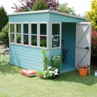 See more information about the Shire Shiplap Garden Shed 6' x 6'