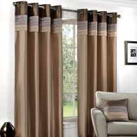"See more information about the Fusion Seattle Curtains (45"" Width x 54"" Drop) - Natural"