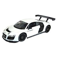 See more information about the Audi R8 1/16 Scale Remote Control Toy Car - White