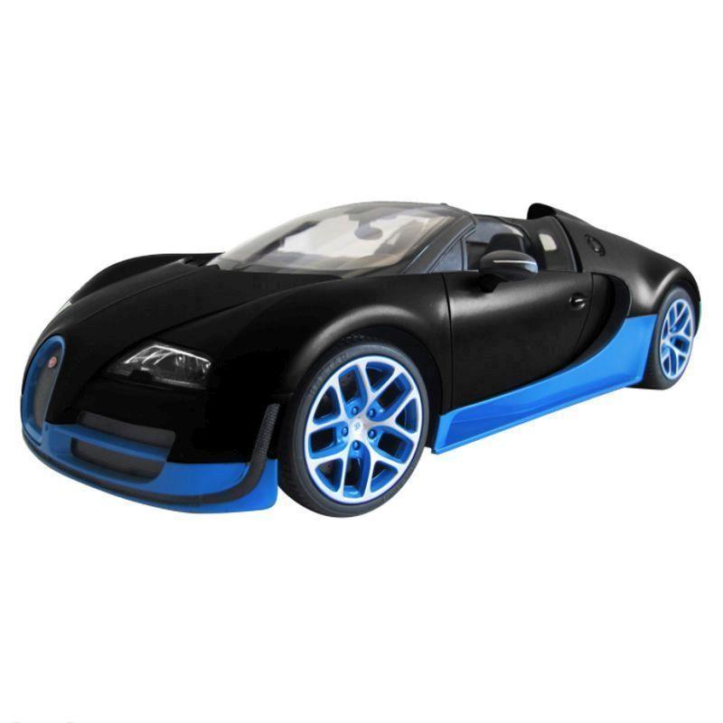 Buy Bugatti Veyron 16.4 Grand Sport Vitesse 1/16 Remote Control Car - Blue - Online at Cherry Lane