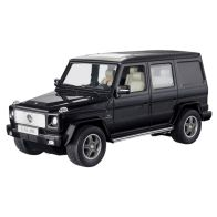 See more information about the Mercedes G55 Black 1/14 Scale Remote Control Toy Car - Black