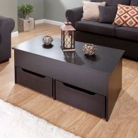 See more information about the Harper Lift Up Coffee Table Brown