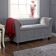 See more information about the Verona Grey Window Seat