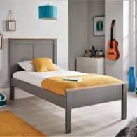 See more information about the Vigo Single Bed Grey
