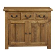 See more information about the Rustic 3 Drawer 2 Door