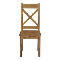 See more information about the Rustic Dining Chair