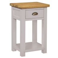 See more information about the Dovetale Oak 1 Drawer Console Table