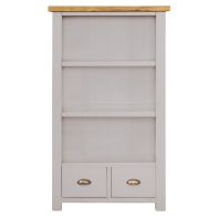 See more information about the Dovetale 2 Drawer 3 Shelf Bookcase (150cm)