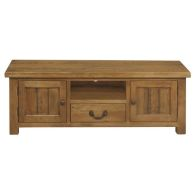 See more information about the Rustic 2 Door 1 Drawer TV Unit