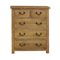See more information about the Rustic 2+3 Drawer Chest