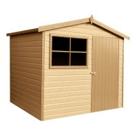 See more information about the Shire Wroxham Shiplap Garden Shed (10' x 6')
