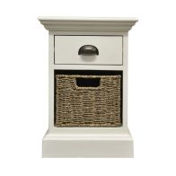 See more information about the Rivera 1 Drawer 1 Basket Storage Furniture