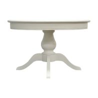 See more information about the Rivera Willow Round Dining Table White