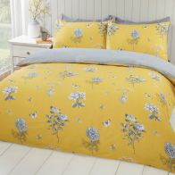 See more information about the Hamilton McBride Honey Single Duvet Cover Yellow