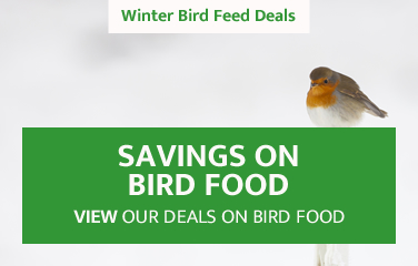 savings on bird food
