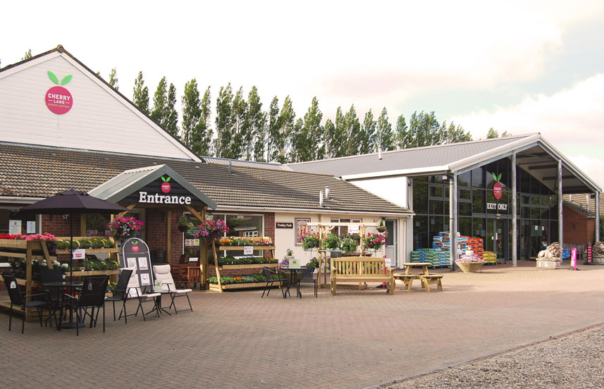 Cherry Lane Garden Centre Cafe