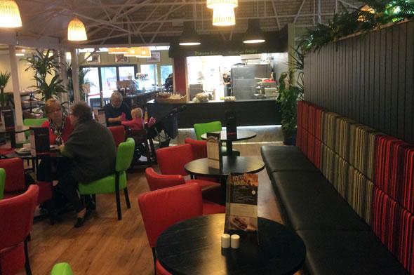 Cherry Lane Garden Centre Cafe Menu