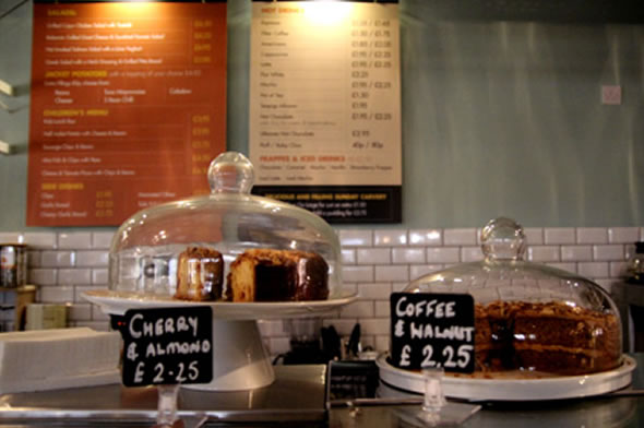 Cherry Lane Garden Centre Cafe